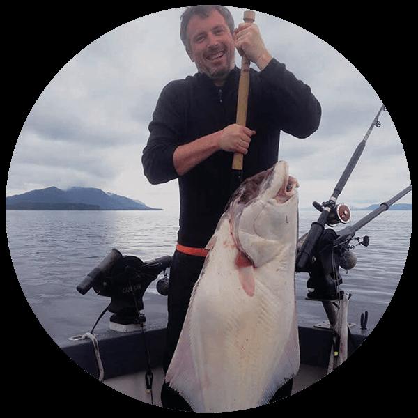 Rockfish and halibut fishing charters ketchikan anglers for Halibut fishing in ketchikan
