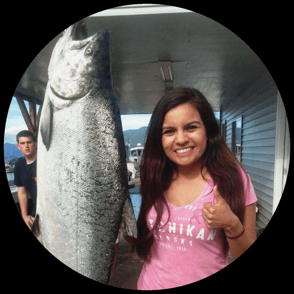 charter fishing southeast Alaska