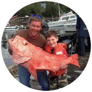rockfish charter fishing ketchikan alaska
