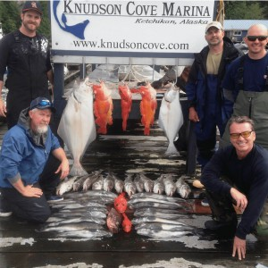 southeast alaska charter fishing