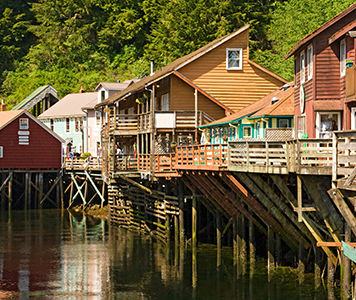 ketchikan charter fishing accommodations