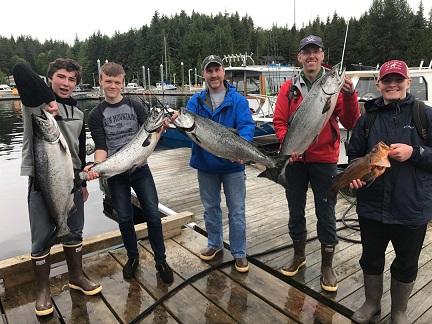 Alaska Family Angling Excursion