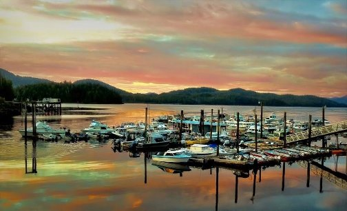 Enjoying Ketchikan, AK Before and After Your Fishing Charter - Alaskan Sightseeing and Tourism