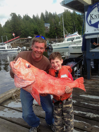 Alaska Summer Fishing Trip