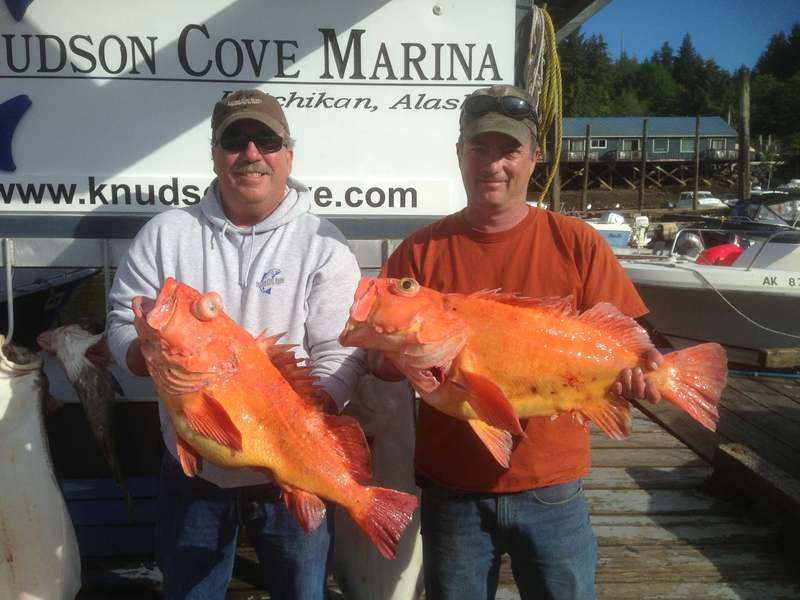 All Inclusive Alaskan Fishing Trips