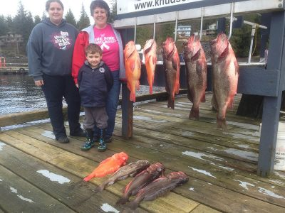 Best Family Fishing Charters In Ketchikan, Alaska