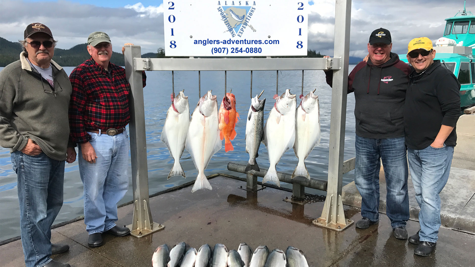 Guided Fishing Trips in Ketchikan Alaska