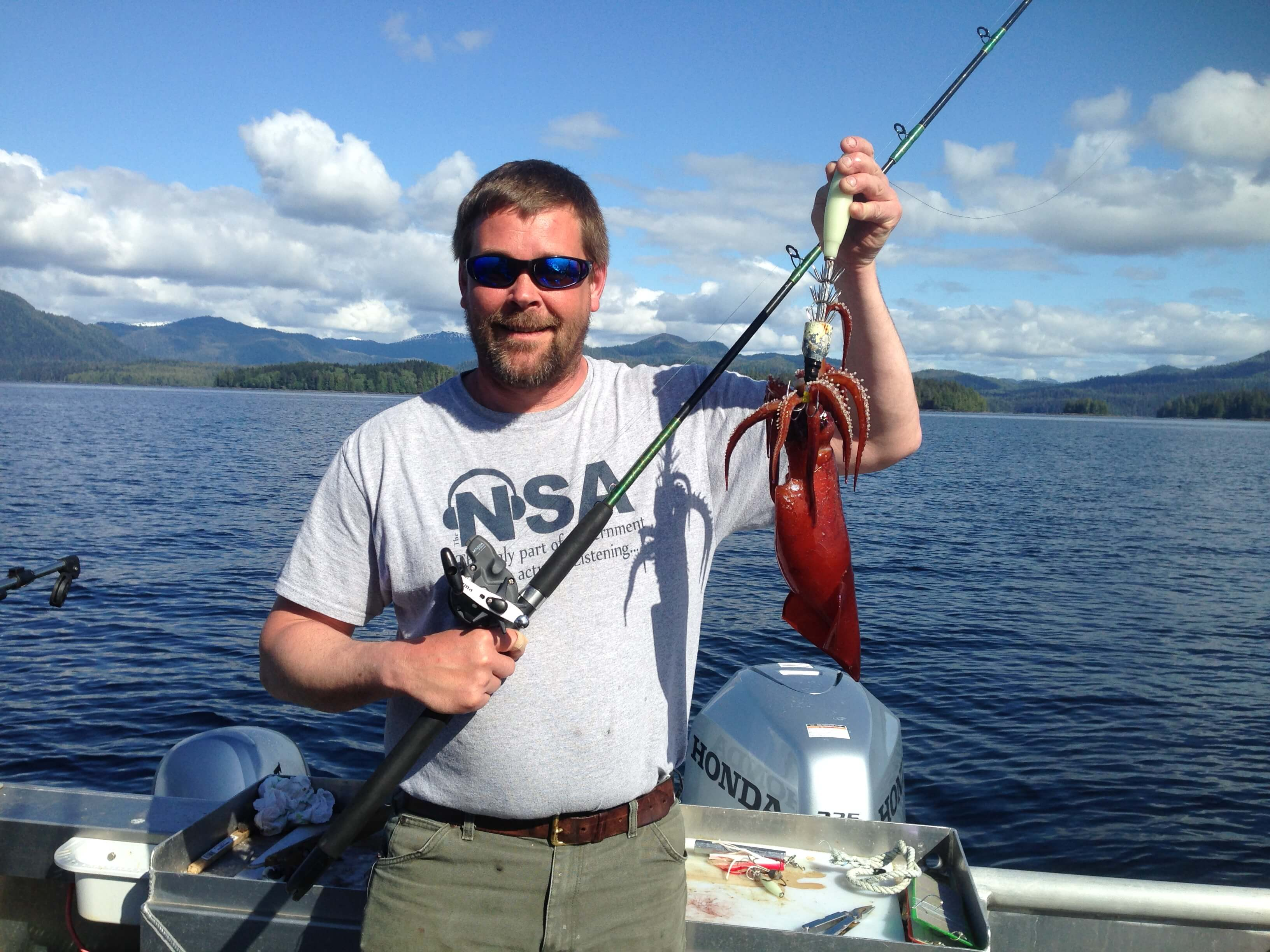 Guided & Outfitted Fishing Charters in Alaska