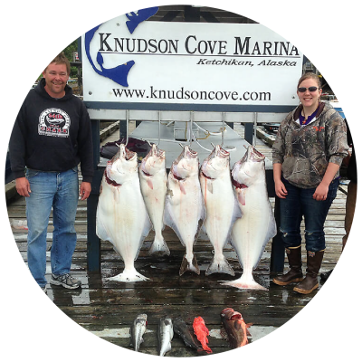 Halibut Fishing Ketchikan Alaska