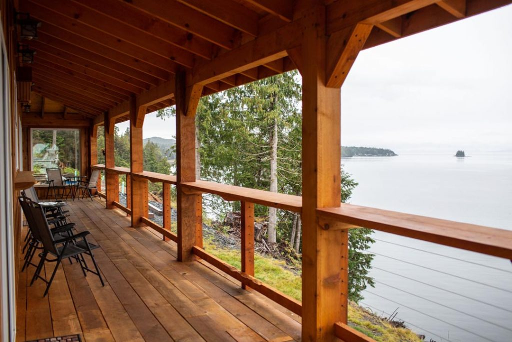 Anglers Adventures & Outfitters Oceanside Lodge in Ketchikan, Alaska