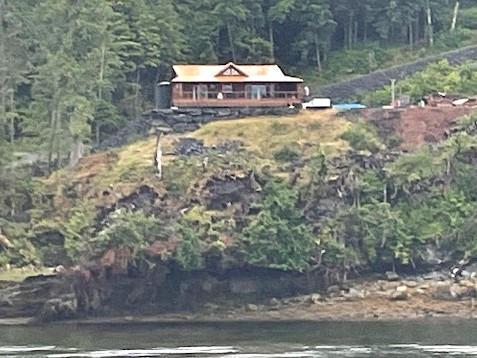 Lodge From The Water