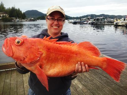 Rockfishing Charter in Ketchikan, Alaska