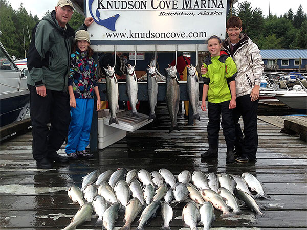 Custom Fishing Excursion Ketchikan, Alaska