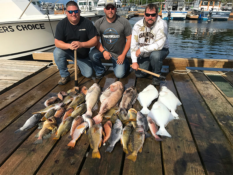 Best Multiple Day Ketchikan Fishing Charter day2